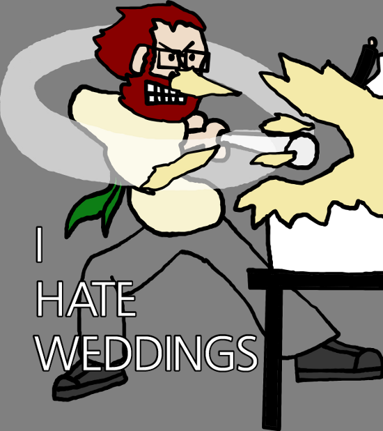 HateWedding
